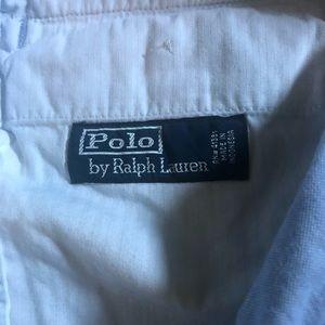 Polo by Ralph Lauren Shorts - Polo Ralph Lauren chambray shorts